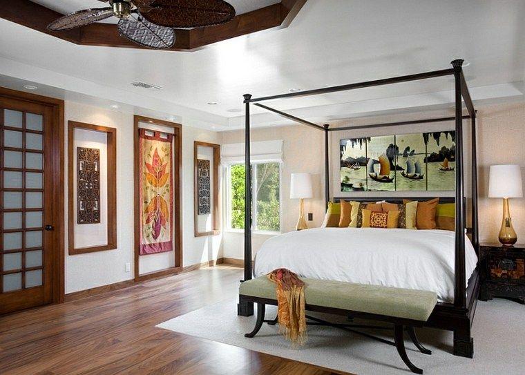 Tête de lit orientale pour une chambre chic et exotique