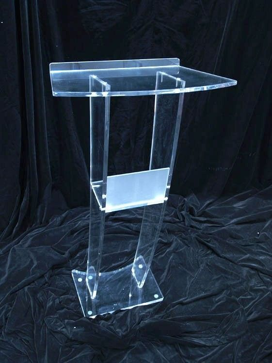 cheap acrylic furniture. Church Acrylic Podium/ High Quality Price Reasonable Cheap Clear Podium Pulpit Lectern Podiums Furniture