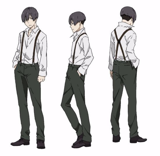 Image Result For Images Anime Character Avilio 91 Days