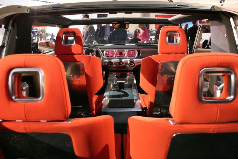 Hummer H4 Inside >> 2014 Hummer HX Inside | Future car | Pinterest | Hummer, Cars and Vehicle