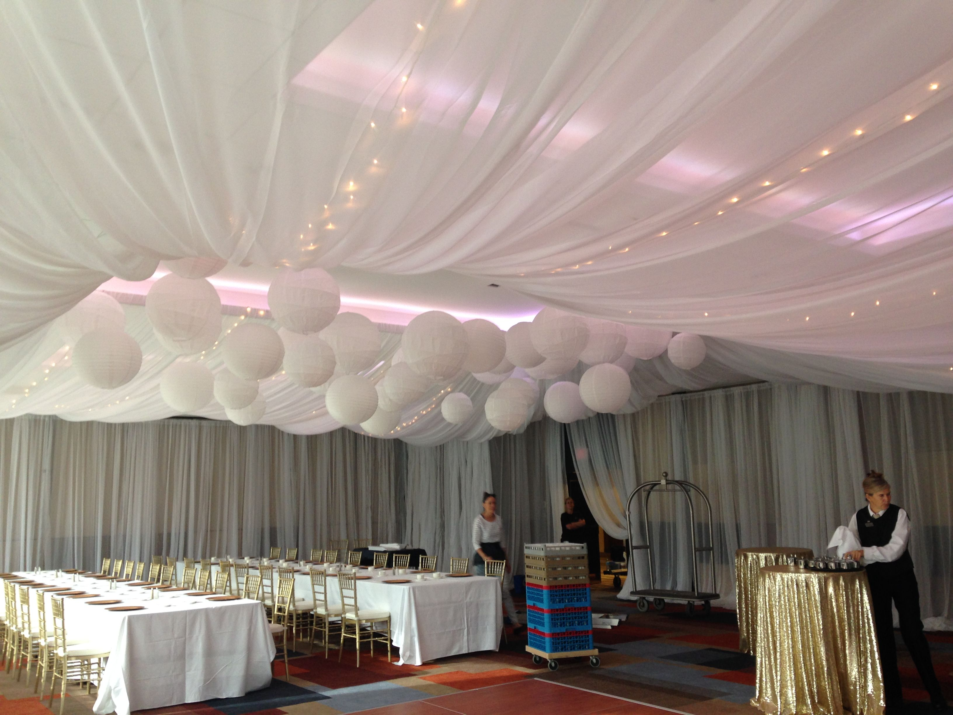 ceilings youtube watch wedding ceiling rental for draping