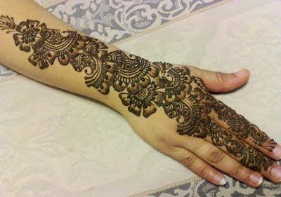 Mehndi Ceremony Background Wallpapers : Easy mehndi design wallpapers 8 pinterest