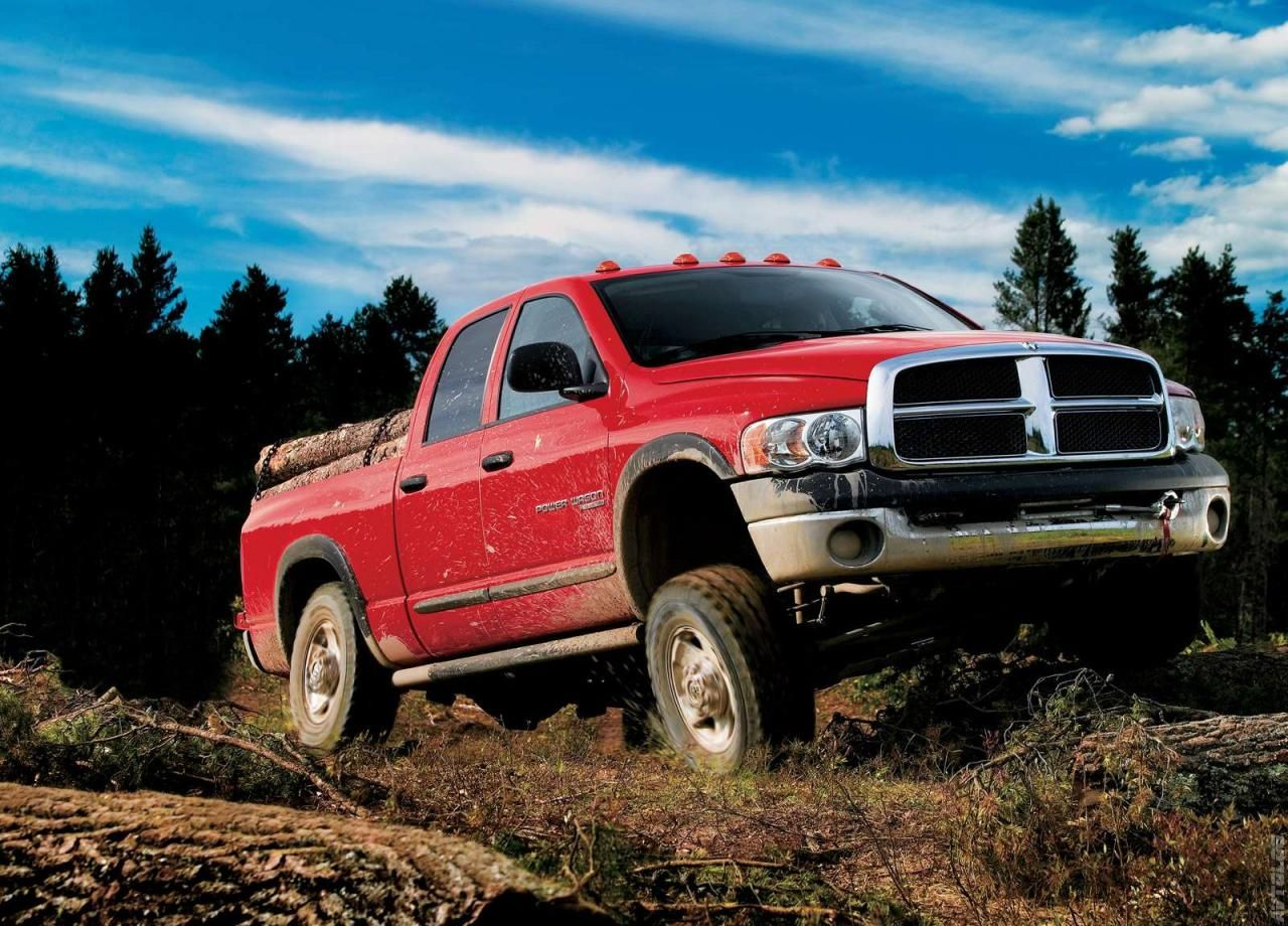 2005 Dodge Ram Power Wagon