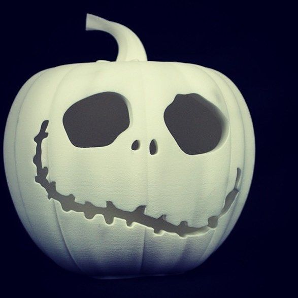 Something we liked from Instagram! Happy Halloween!! Feliz Halloween!! #impresoen3d #3dprinter #3dprint #3dart #3dprinting #impresion3d by wedo3d check us out: http://bit.ly/1KyLetq