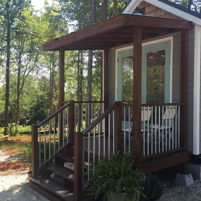 Tiny House Retreat In Greer Sc With Images Tiny House