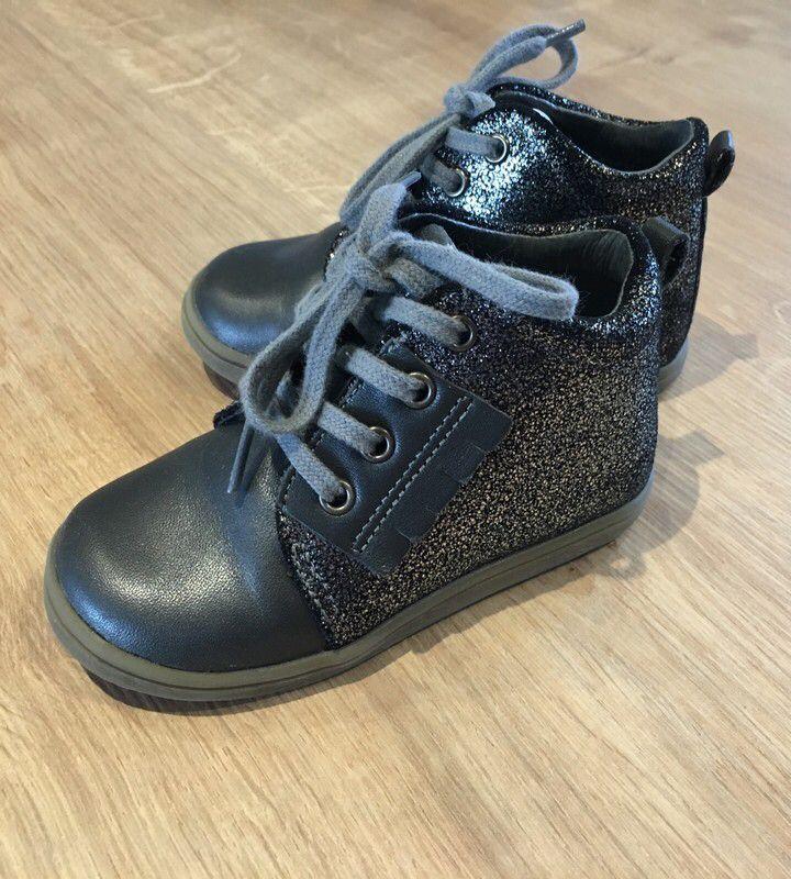 2945d7f8b9817 Sneakers hautes Babybotte petite fille de marque Babybotte. Taille 22 à  15.00 €   http