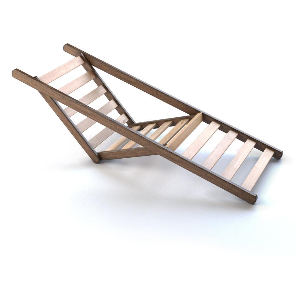 Figo Futon | 3D model