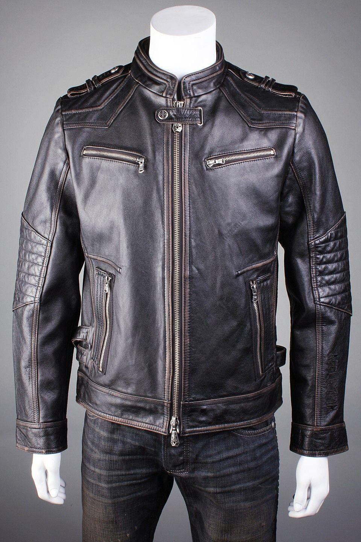 Affliction Black Premium On Any Sunday Celtic Cross Moto Men&39s M