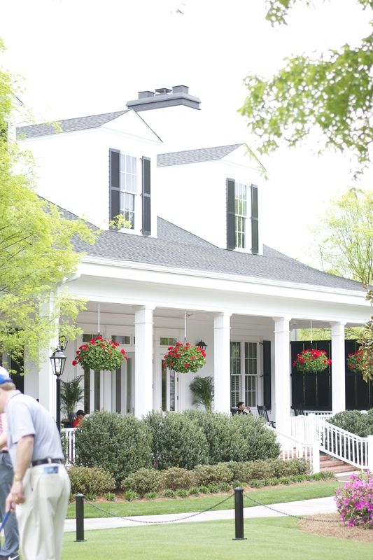 Berckmans Place At The Augusta National Golf Course Love