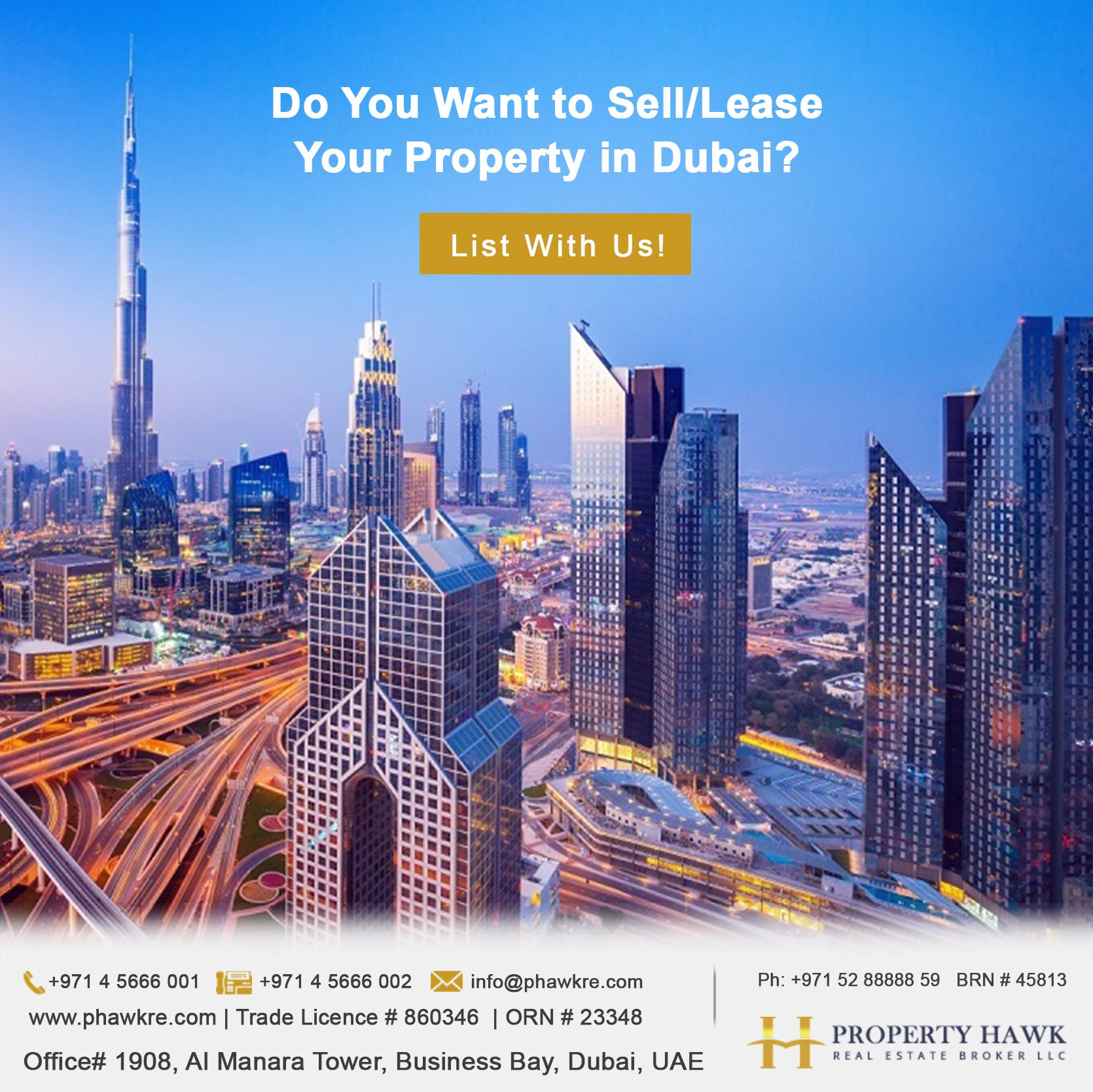 Do You Want To Sell Or Lease Your Property In Dubai List With Us Dubai Real Estate Real Estate Real Estate Companies