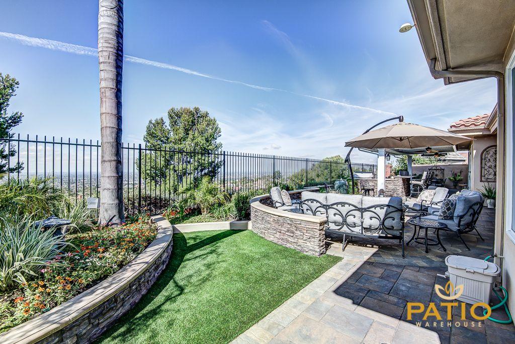 Patio Warehouse Inc. Designed U0026 Built This Backyard Remodeling Job  Including Belgard Pavers, Elitewood