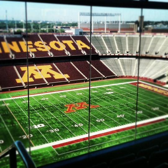 Tcf Bank Stadium University Of Minnesota Stadium Minnesota