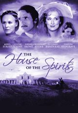 The House of the Spirits - Movie Poster