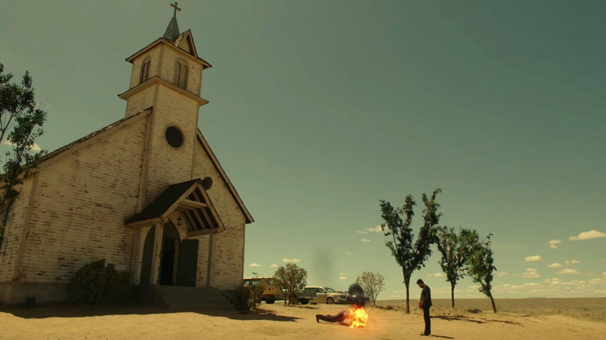 "Preacher tv episode 7 ""He gone"""