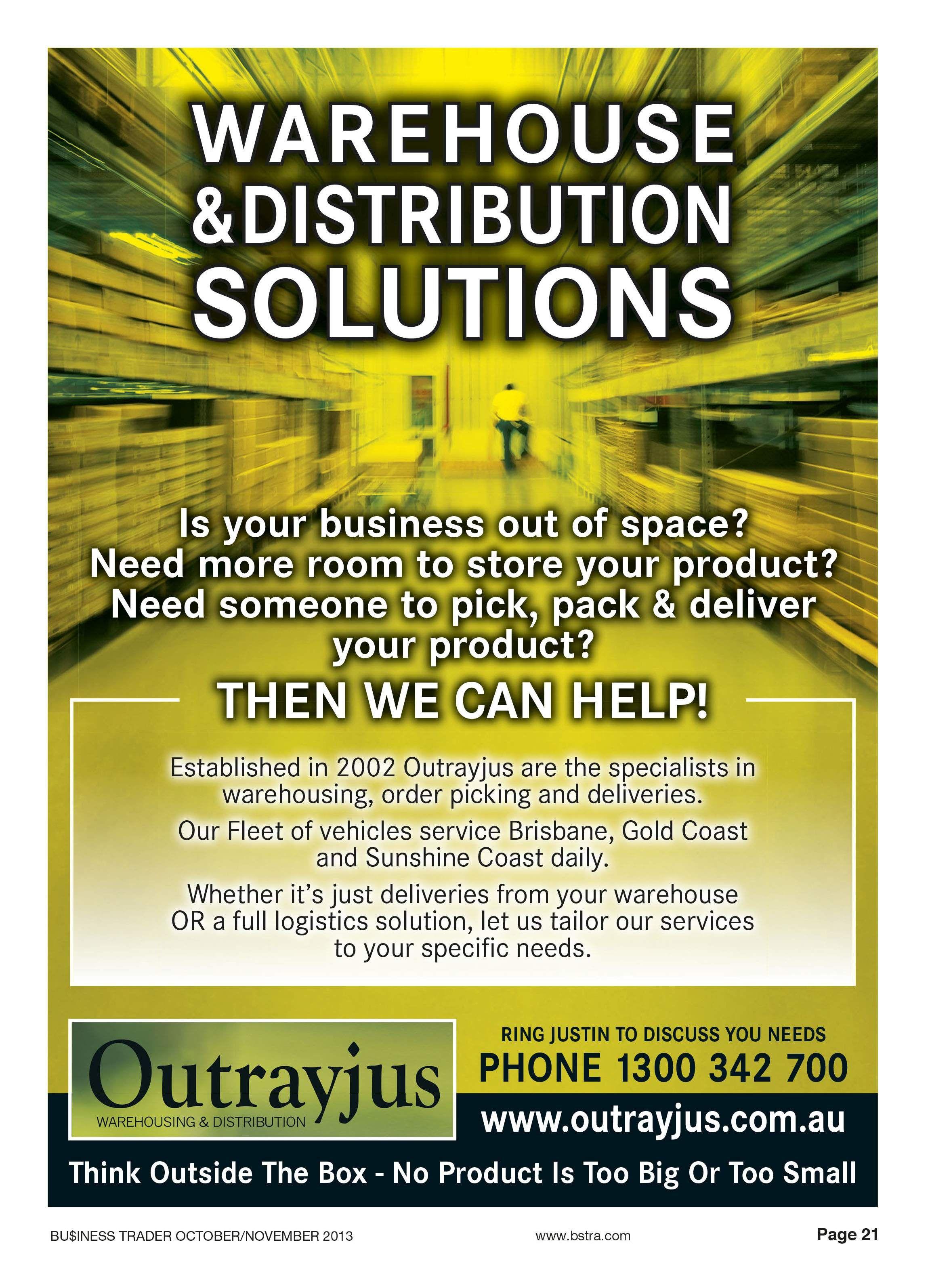 Warehousing order picking deliveries delivery fleet
