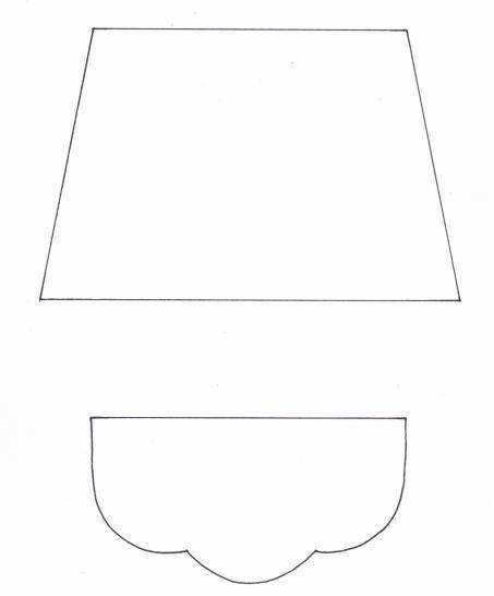Tutorial para hacer tarjetas con forma de bolso Papier