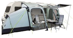 Outdoor Revolution Compactalite Pro Integra 375 Hex Caravan Awnings Porch Awning Awning