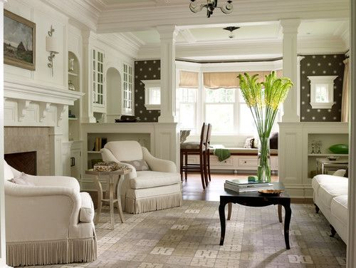 New Canaan residence, CT Country Club Homes The Preppy Shabby