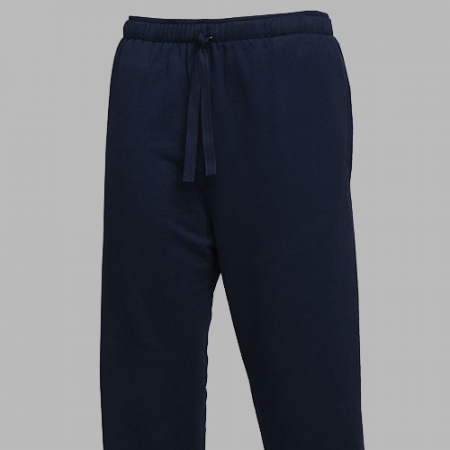 Wholesale Navy Fleece Pant with Pockets | Boxercraft/Heritage