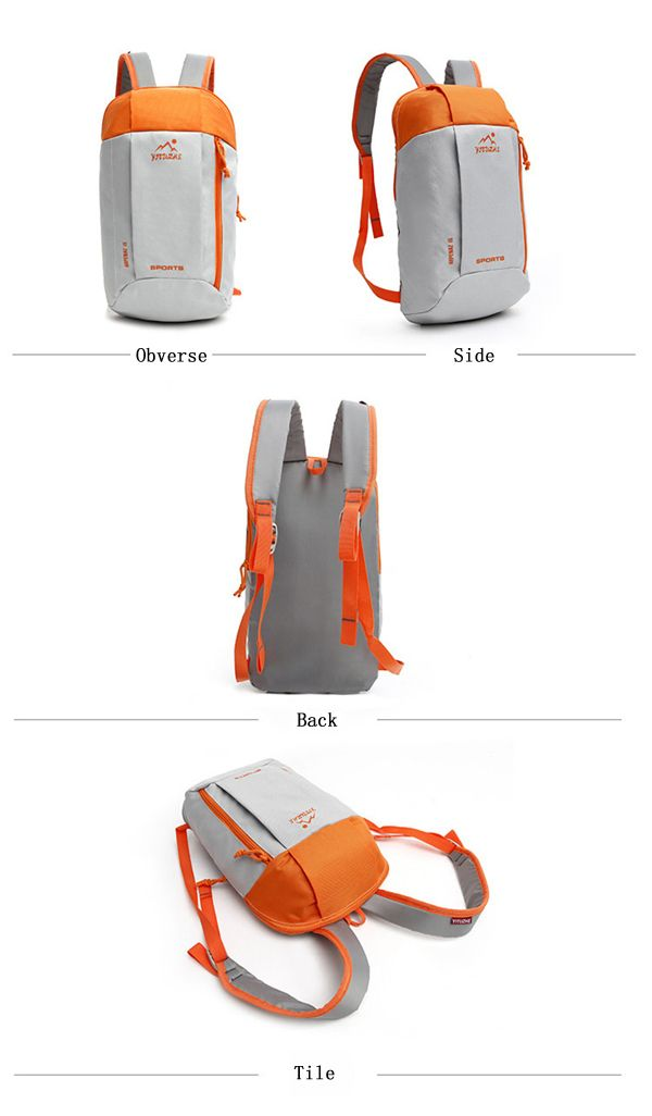 4012c0f4dd Unisex Casual Backpack Sport Bag Waterproof Backpack For Travelling ...