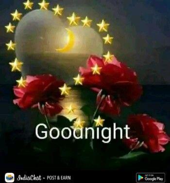 Schönen abend und gute nacht romantisch