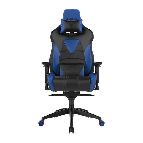 Gamdias Achilles M1 Gaming Chair Black Blue Gd Achillesm1lbb