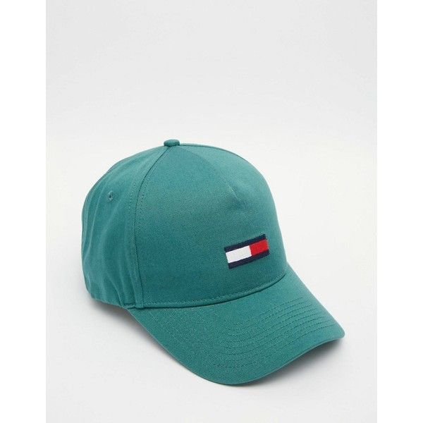 02241bc195d ... Baseball Cap In Blue ( 38) ❤ liked on Polyvore featuring men s fashion