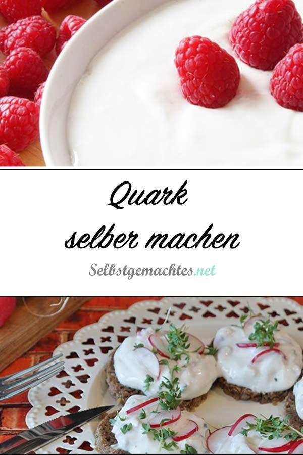 Quark selber machen?! Unsere Anleitung zeigt, wie es geht!