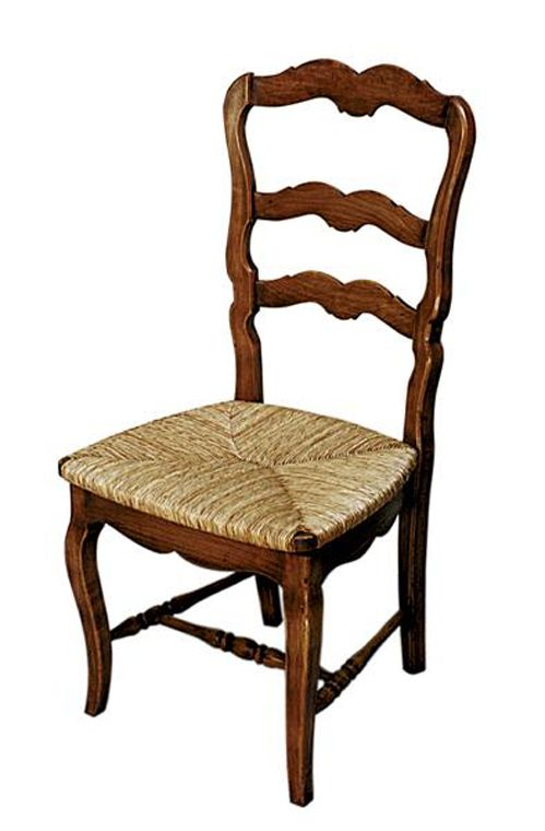 Avignon Ladderback Rush Seat Dining Chair   The Avignon Dining Chair Is A  Classic French Provincial