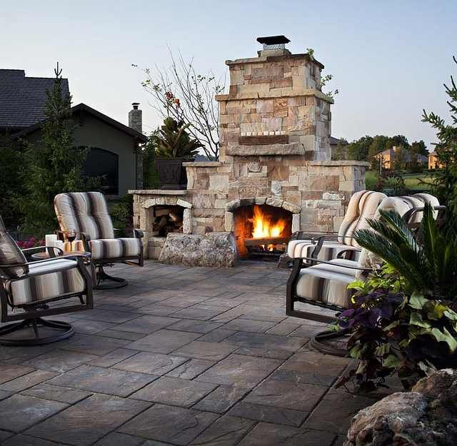 Outdoor Fire Pit Fireplace Installation In Dallas Tx With Images Outdoor Fire Outdoor Fire Pit Patio
