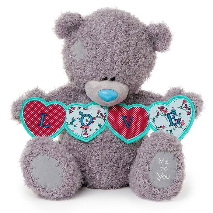 "20"" Love Banner Me to You Bear  £50.00"