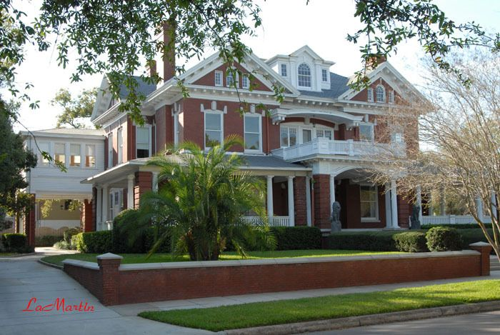 Remarkable Hyde Park Tampa Architecture Feels More Like South And Download Free Architecture Designs Fluibritishbridgeorg