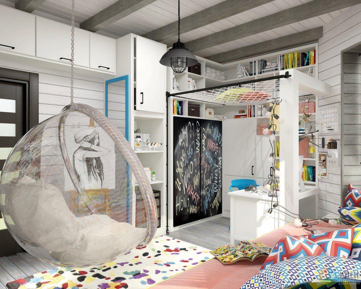 Комната моей мечты картинки подросток