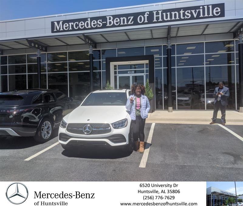 Congratulations Kiana On Your Mercedes Benz Glc From Joe Yacka At Mercedes Benz Of Huntsville Newcar Mercedestown Ihear Mercedes Benz Mercedes Huntsville