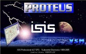 Proteus Devre Çizim Simülasyonu