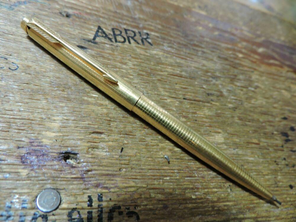 Newell Brands-Parker Jotter Stainless Steel Gold Trim Bl AC NEU