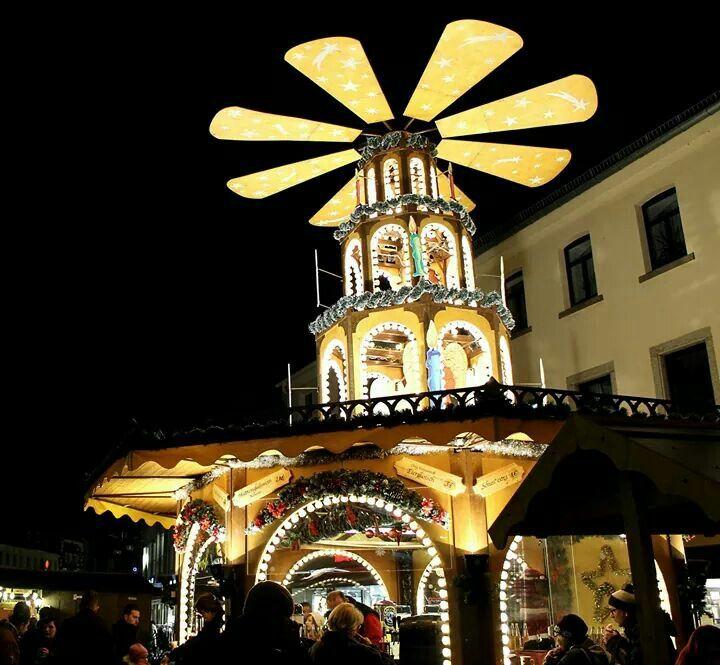 Hofer weihnachts markt