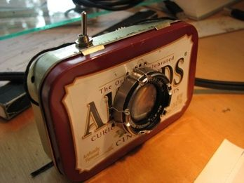 What are some of the best electronics projects using an Altoids tin ...
