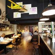 La Royale Burgers Gin Tonic Barcelona