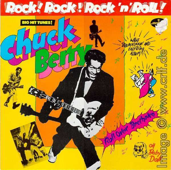 Pay For Rock After School: Rock N Roll Record Covers Chuck Berry