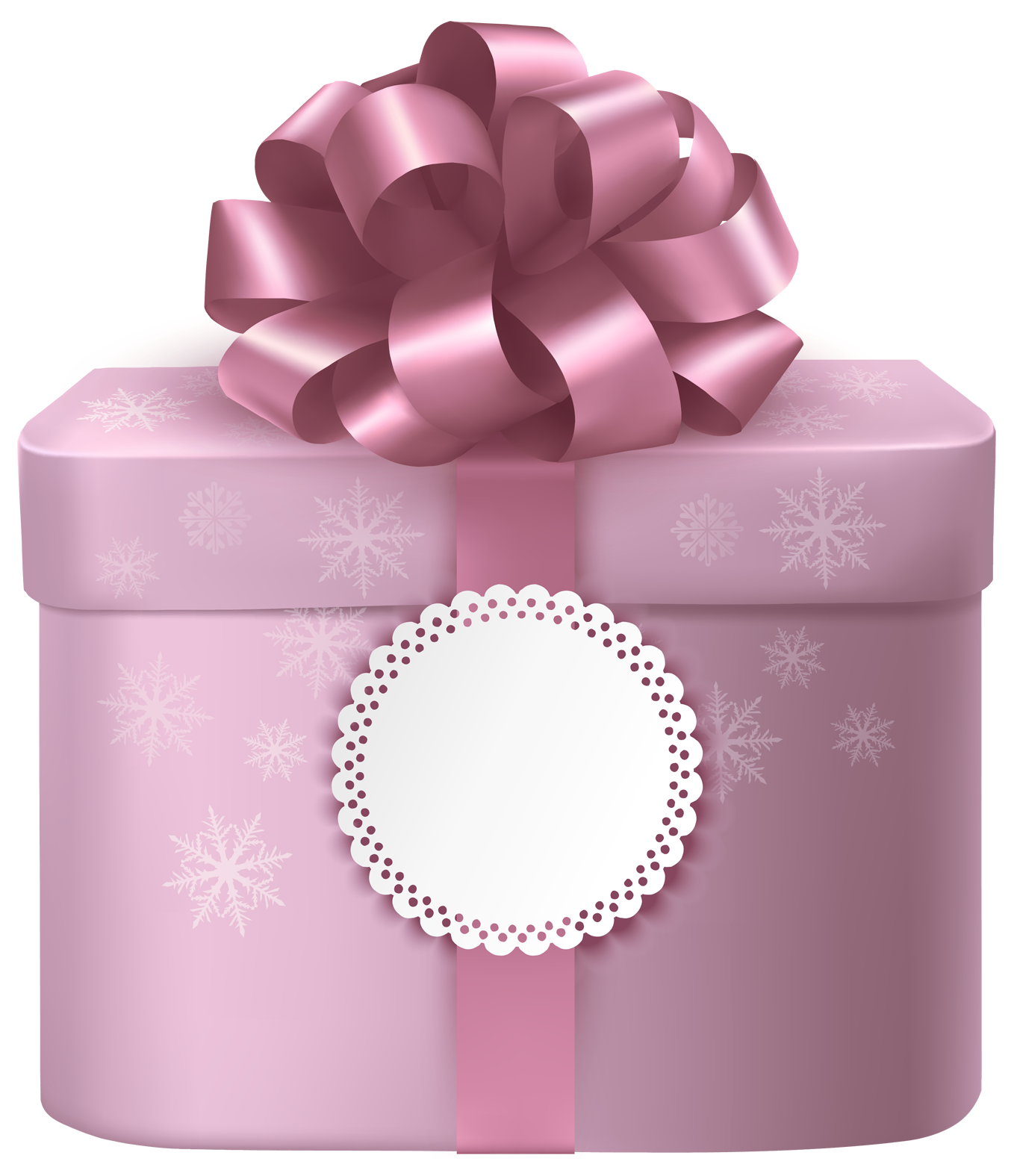 Cute_Pink_Gifts_Box_with_Pink_Bow.png (1358×1575)   Dolche ...