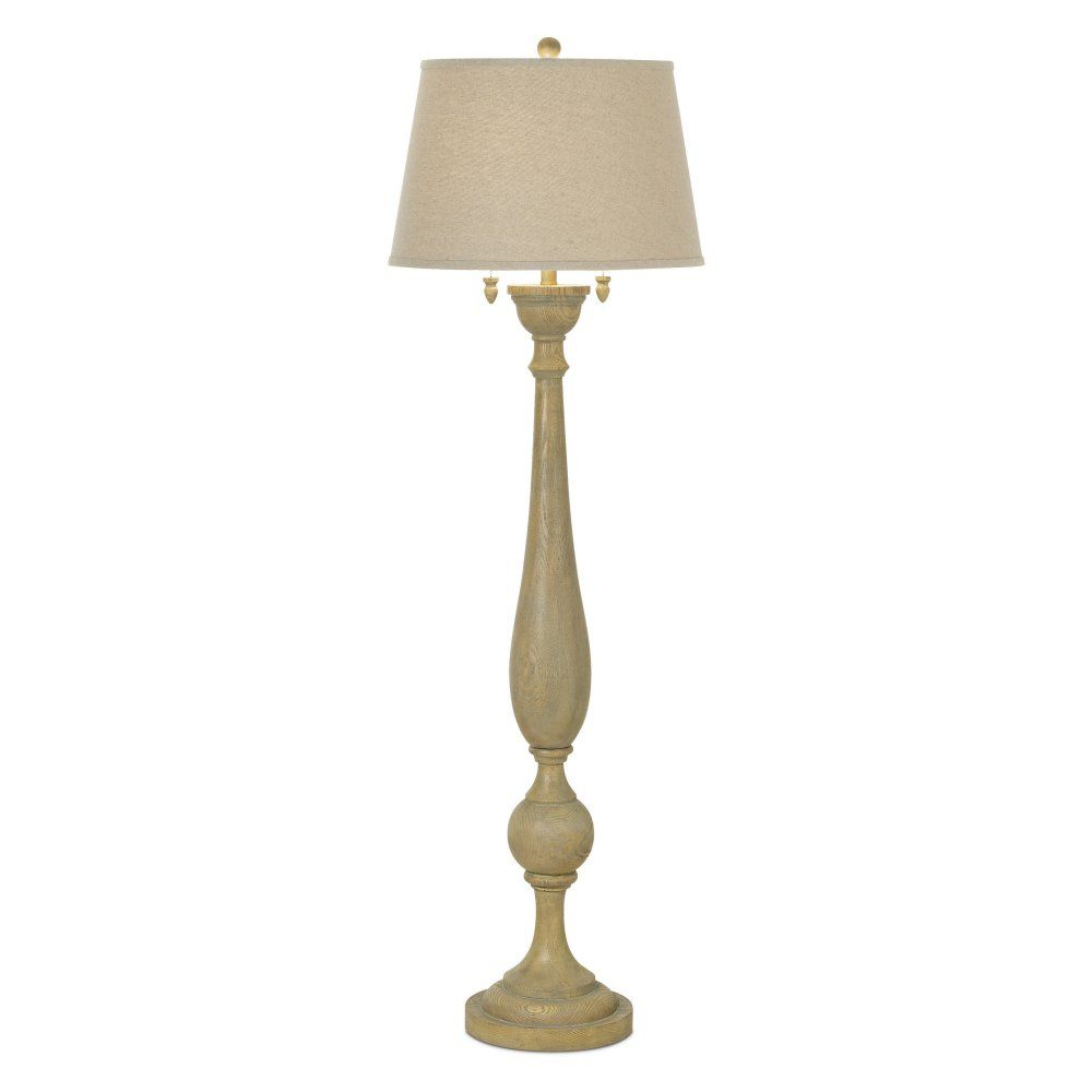 Pacific Coast Lighting Kathy Ireland Essentials Grand Maison Floor Lamp   Floor  Lamps At Hayneedle