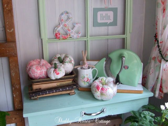 Shabby-Roses-Cottage: Handpainted