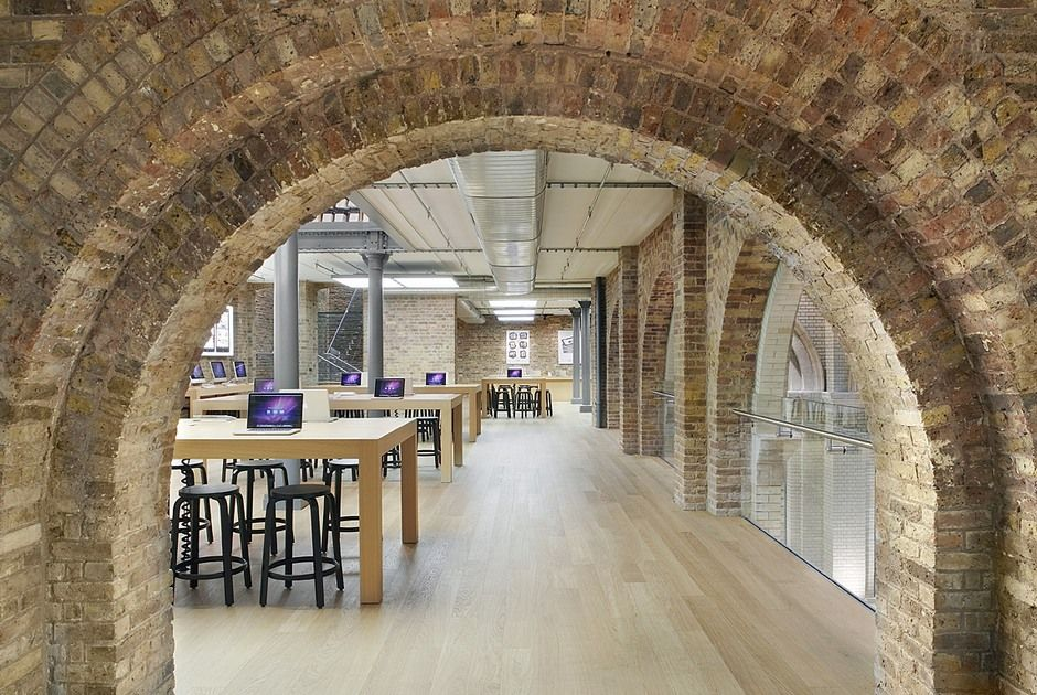 Apple Store - Covent Garden By Bohlin Cywinski Jackson Architects