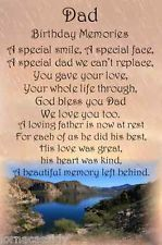 daddy in heaven birthday quotes