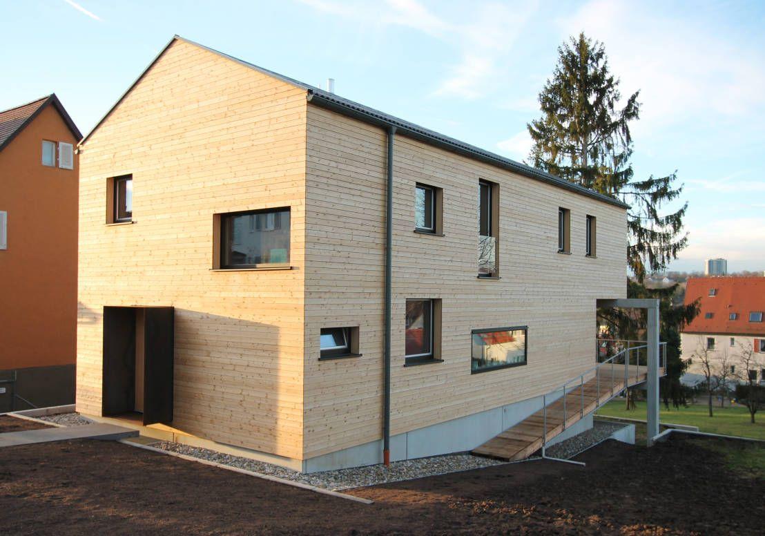 Holzhaus Stuttgart 360 holzhaus mit 160 quadratmetern für eine familie saddles
