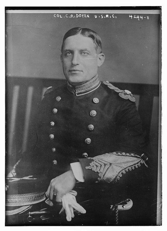 Col. C.A. Doyen, U.S.M.C. (LOC) | por The Library of Congress