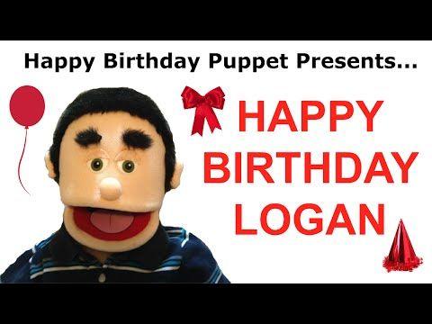 Happy Birthday Logan Funny Birthday Song Youtube Happy