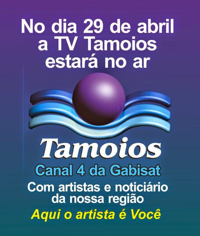 "BLOG ÁLVARO NEVES ""O ETERNO APRENDIZ"" : EVENTO DE LANÇAMENTO DA TV TAMOIOS"