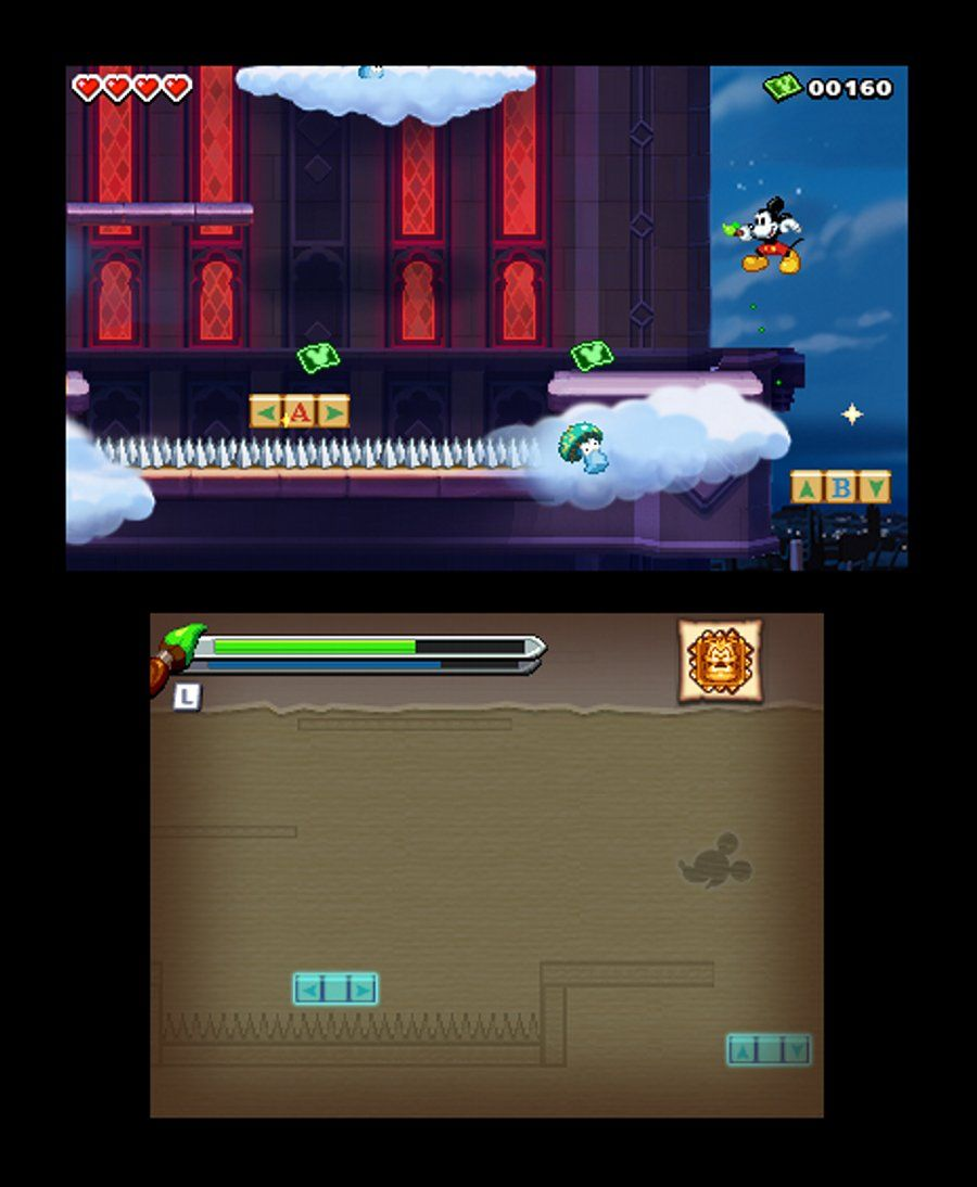 paper mario sticker star 3ds | Epic Mickey: Power of Illusion (3DS) – Dome.fi